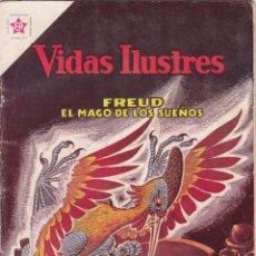 Tebeos: VIDAS ILUSTRES: FREUD EL MAGO DE LOS SUEÑOS / 1963 Nº 88. Lote 219744165