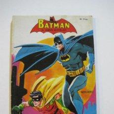 Tebeos: BATMAN-EL HOMBRE MURCIELAGO-COMIC TOMO 1-EDITORIAL NOVARO-VER FOTOS-(K-587). Lote 219901220