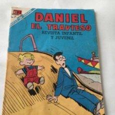 Tebeos: DANIEL EL TRAVIESO- NUM.50-1968. Lote 220089765