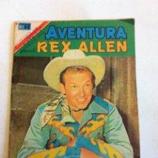Tebeos: REX ALLEN - SERIE AGUILA -Nº.2-927 - AÑO 1979. Lote 220090223
