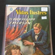 Tebeos: NOVARO VIDAS ILUSTRES NUMERO 126 NORMAL ESTADO. Lote 220463206