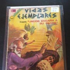 Livros de Banda Desenhada: NOVARO VIDAS EJEMPLARES NUMERO 374 NORMAL ESTADO. Lote 220463568