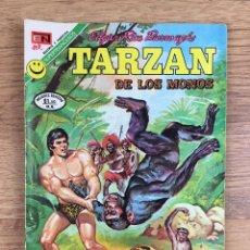 Tebeos: TARZAN DE LOS MONOS Nº 300 ( 1972 ) EDGAR RICE BURROUGHS EDITORAL NOVARO. Lote 220661312