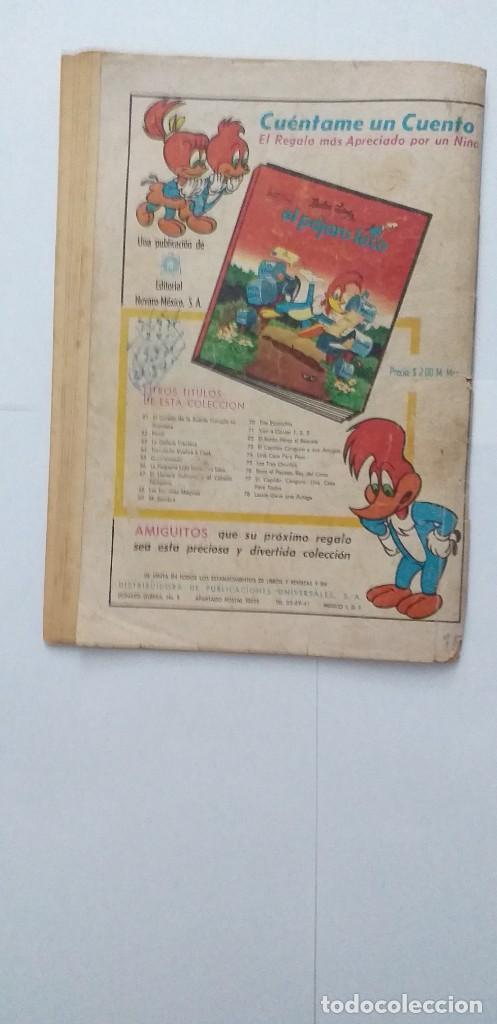 Tebeos: CLASICOS DEL CINE 99 NOVARO EL MUSICO - Foto 2 - 220745907