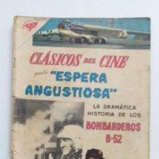 Tebeos: CLASICOS DEL CINE 41 NOVARO ESPERA ANGUSTIOSA. Lote 220773048