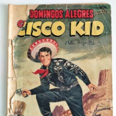 Tebeos: DOMINGOS ALEGRES Nº 139 - CISCO KID ~ SEA / NOVARO (1956). Lote 220789667