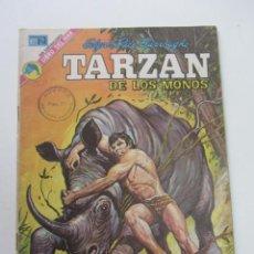 Livros de Banda Desenhada: TARZÁN Nº 338 NOVARO CX73. Lote 220875103