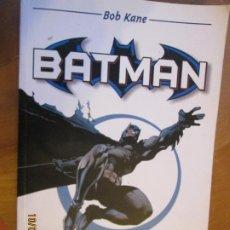 Tebeos: BATMAN - BOB KANE - CLÁSICOS DEL CÓMIC - PANINI 2004.. Lote 220992320