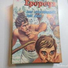 Tebeos: EPOPEYA Nº 49 NOVARO LOS VENCEDORES DEL MAR. Lote 221132276