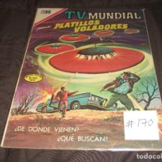 Tebeos: TV MUNDIAL 170. Lote 221170137