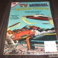 Tebeos: TV MUNDIAL 188. Lote 221170145