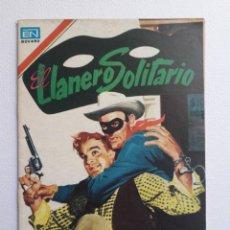 Tebeos: EL LLANERO SOLITARIO Nº 2-443 SERIE ÁGUILA - ORIGINAL EDITORIAL NOVARO. Lote 221312907