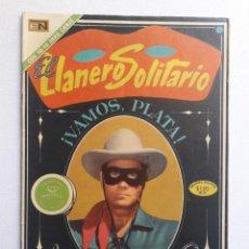 Tebeos: EL LLANERO SOLITARIO Nº 237 (EL ORIGEN) - ORIGINAL EDITORIAL NOVARO. Lote 221313233