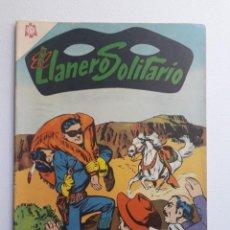 Tebeos: EL LLANERO SOLITARIO Nº 144 - ORIGINAL EDITORIAL NOVARO. Lote 221313380