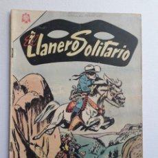 Tebeos: EL LLANERO SOLITARIO Nº 142 - ORIGINAL EDITORIAL NOVARO. Lote 221313456