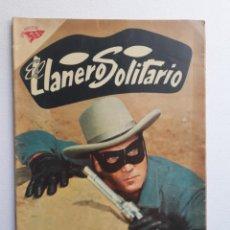 Tebeos: EL LLANERO SOLITARIO Nº 75 (FOTO EN PORTADA) - ORIGINAL EDITORIAL NOVARO. Lote 221313768