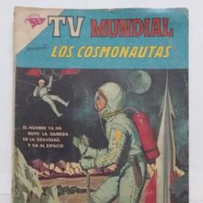 Tebeos: TV MUNDIAL 7 LOS COSMONAUTAS NOVARO. Lote 221393962