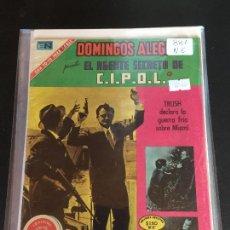 Giornalini: NOVARO DOMINGOS ALEGRES NUMERO 881 NORMAL ESTADO. Lote 221399082