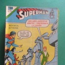 Tebeos: SUPERMAN SERIE AGUILA Nº 2-1079 EDITORIAL NOVARO. Lote 221656631