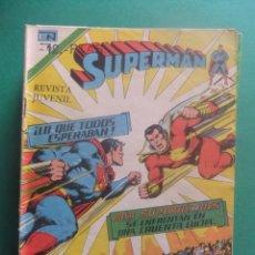 Tebeos: SUPERMAN SERIE AGUILA Nº1046 EDITOERIAL NOVARO. Lote 221656856