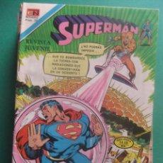 Tebeos: SUPERMAN SERIE AGUILA Nº 2-1162 EDITORIAL NOVARO. Lote 221657033