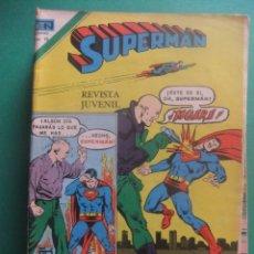 Tebeos: SUPERMAN SERIE AGUILA Nº 2-1098 EDITORIAL NOVARO. Lote 221657256