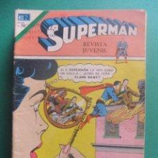 Tebeos: SUPERMAN SERIE AGUILA Nº 2-1041 EDITORIAL NOVARO. Lote 221657341