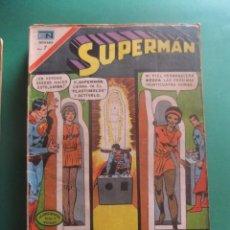 Tebeos: SUPERMAN Nº 851 EDITORIAL NOVARO. Lote 221658266