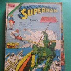 Tebeos: SUPERMAN Nº 997 EDITORIAL NOVARO. Lote 221658743