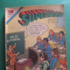 Tebeos: SUPERMAN Nº 832 EDITORIAL NOVARO. Lote 221658842