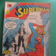 Tebeos: SUPERMAN Nº 866 EDITORIAL NOVARO. Lote 221658973