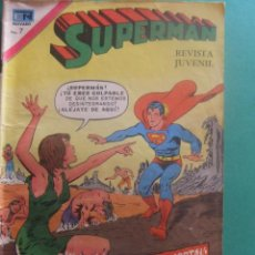 Tebeos: SUPERMAN Nº 889 EDITORIAL NOVARO. Lote 221660178