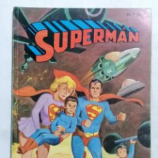 Tebeos: SUPERMAN, TOMO LII, LIBRO COMIC. Lote 221662298