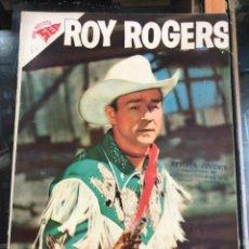 Tebeos: COMIC ORIGINAL NOVARO ROY ROGERS Nº 64. Lote 221688502