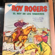 Tebeos: COMIC ORIGINAL NOVARO SERIE ROY ROGERS Nº 93. Lote 221689163