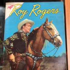 Tebeos: COMIC ORIGINAL NOVARO SERIE ROY ROGERS Nº 104. Lote 221689298