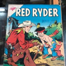 Tebeos: COMIC ORIGINAL NOVARO SERIE RED RYDER Nº 51. Lote 221689656
