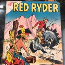 Tebeos: COMIC ORIGINAL NOVARO SERIE RED RYDER Nº 40. Lote 221689811