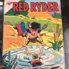 Tebeos: COMIC ORIGINAL NOVARO SERIE RED RYDER Nº 64. Lote 221689852