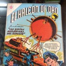 Tebeos: COMIC ORIGINAL NOVARO SERIE EL HALCON DE ORO Nº 5. Lote 221690552