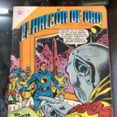 Tebeos: COMIC ORIGINAL NOVARO SERIE EL HALCON DE ORO Nº 10. Lote 221690711