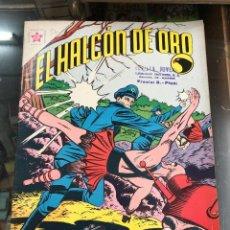 BDs: COMIC ORIGINAL NOVARO SERIE EL HALCON DE ORO Nº 57. Lote 221690870