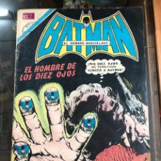 Tebeos: COMIC ORIGINAL NOVARO SERIE BATMAN Nº 615. Lote 221694926