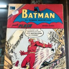 Tebeos: COMIC ORIGINAL NOVARO SERIE BATMAN Nº 705 PRESENTA FLASH. Lote 221695161