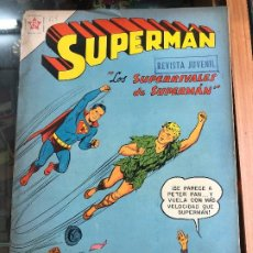 Tebeos: COMIC ORIGINAL NOVARO SERIE SUPERMAN N º 125. Lote 221696546
