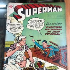 Tebeos: COMIC ORIGINAL NOVARO SERIE SUPERMAN N º 144. Lote 221696610