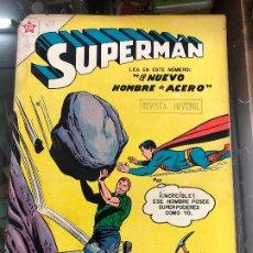 Tebeos: COMIC ORIGINAL NOVARO SERIE SUPERMAN N º 152. Lote 221696680