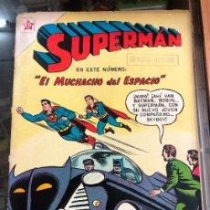 Tebeos: COMIC ORIGINAL NOVARO SERIE SUPERMAN N º 153. Lote 221696753