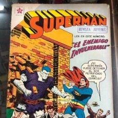 Tebeos: COMIC ORIGINAL NOVARO SERIE SUPERMAN N º 163. Lote 221696973