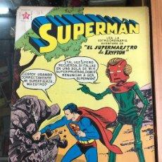 Tebeos: COMIC ORIGINAL NOVARO SERIE SUPERMAN N º 164. Lote 221697072